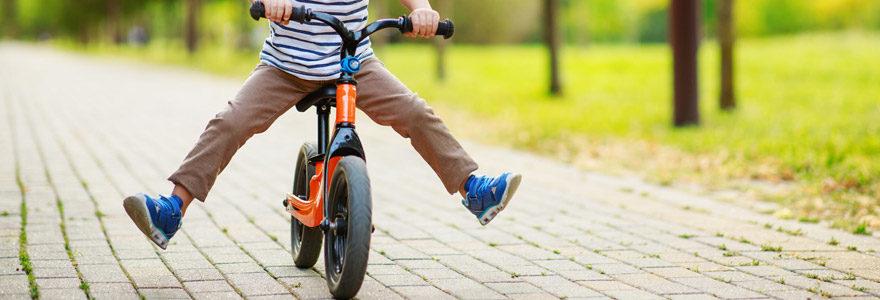vélo sans pédale